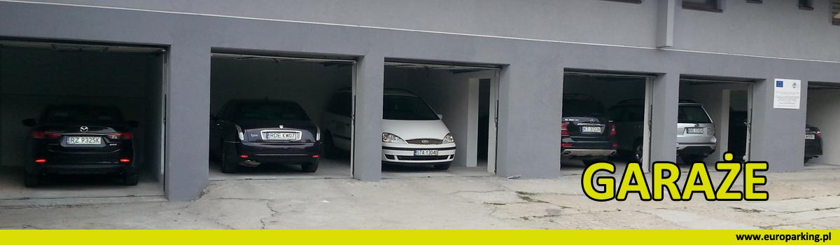 Tani parking Pyrzowice z garażem - garaże Pyrzowice